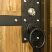 炭火串焼き鶏ジロー(菊川店)ドア装飾金具